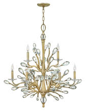Fredrick Ramond FR46809CPG - Chandelier Eve